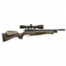 Air Arms S410 Superlite PCP Air Rifle - Hunters Green